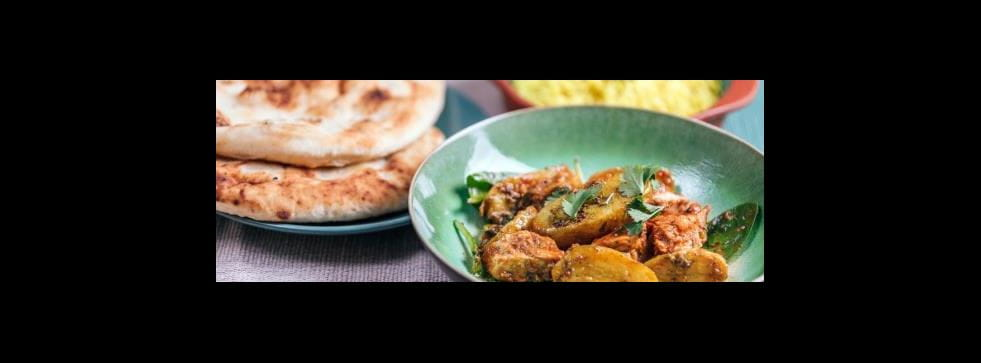 Indian Takeaways And Restaurants Delivering Near Me Order