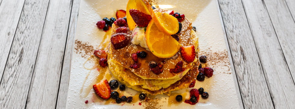 Pancakes Takeaways And Restaurants Delivering Near Me