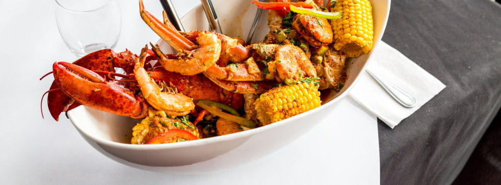 Seafood Takeaways and Restaurants Delivering Near Me | Order from Just Eat
